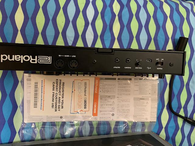 MATRIXSYNTH: Roland Boutique Series VP-03 Vocoder Plus