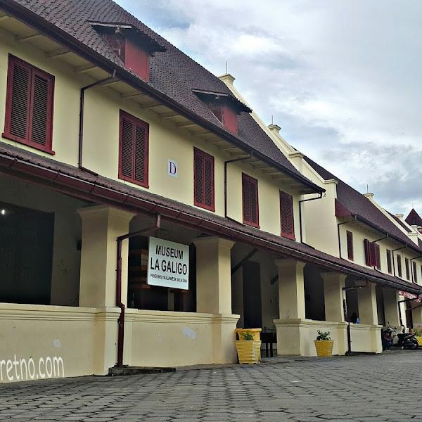 Tentang Museum La Galigo et Fort Rotterdam - Makassar