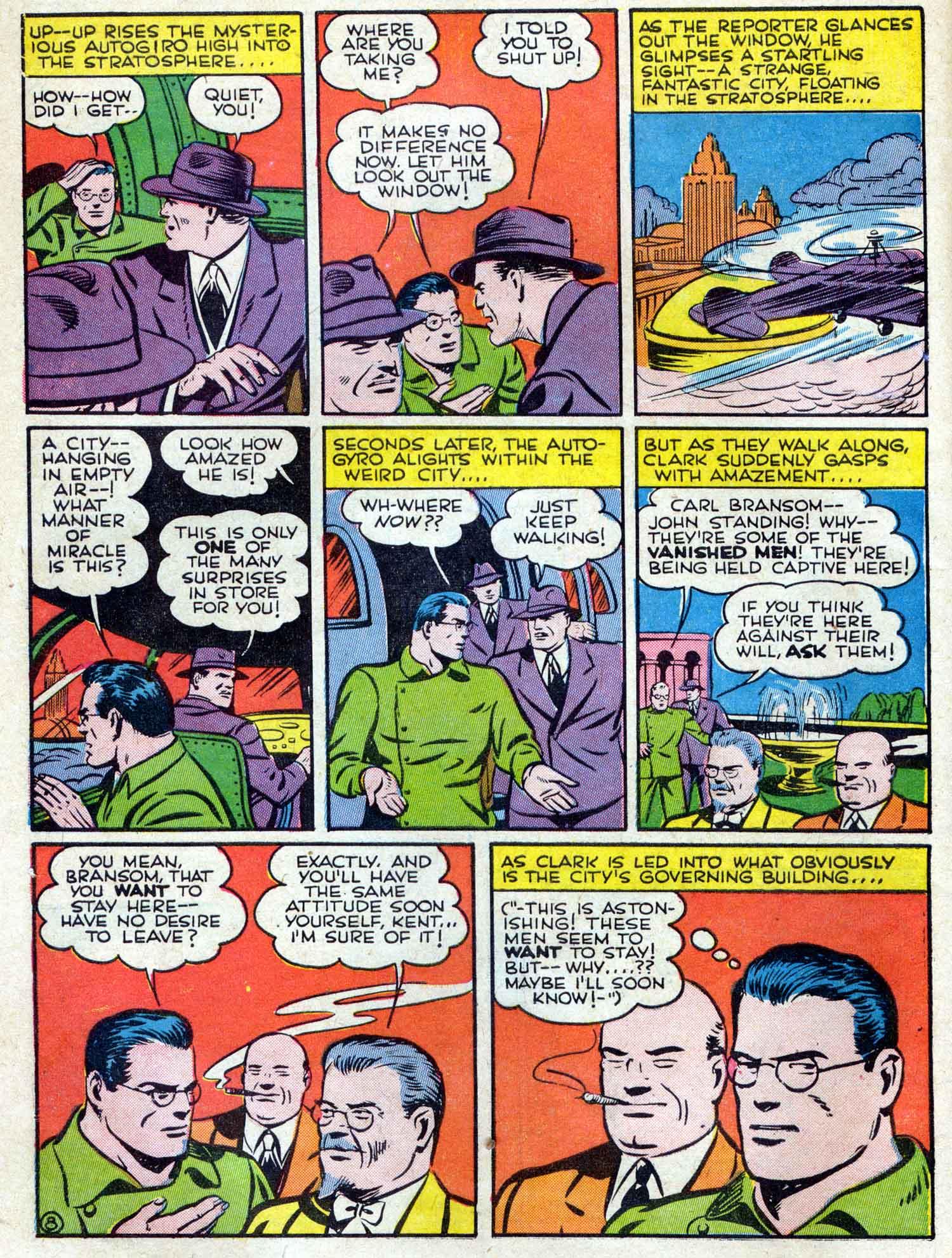 Action Comics (1938) 42 Page 8