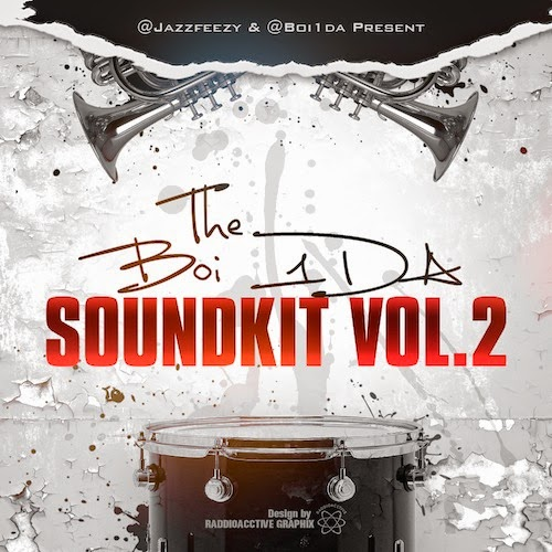 Download Free Boi-1da Sound Kit Vol. 2