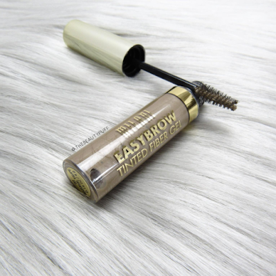 milani cosmetics brow - the beauty puff