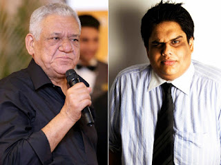 Image of Actor Om Puri (left) and Tanmay Bhat (right) . Click image for source