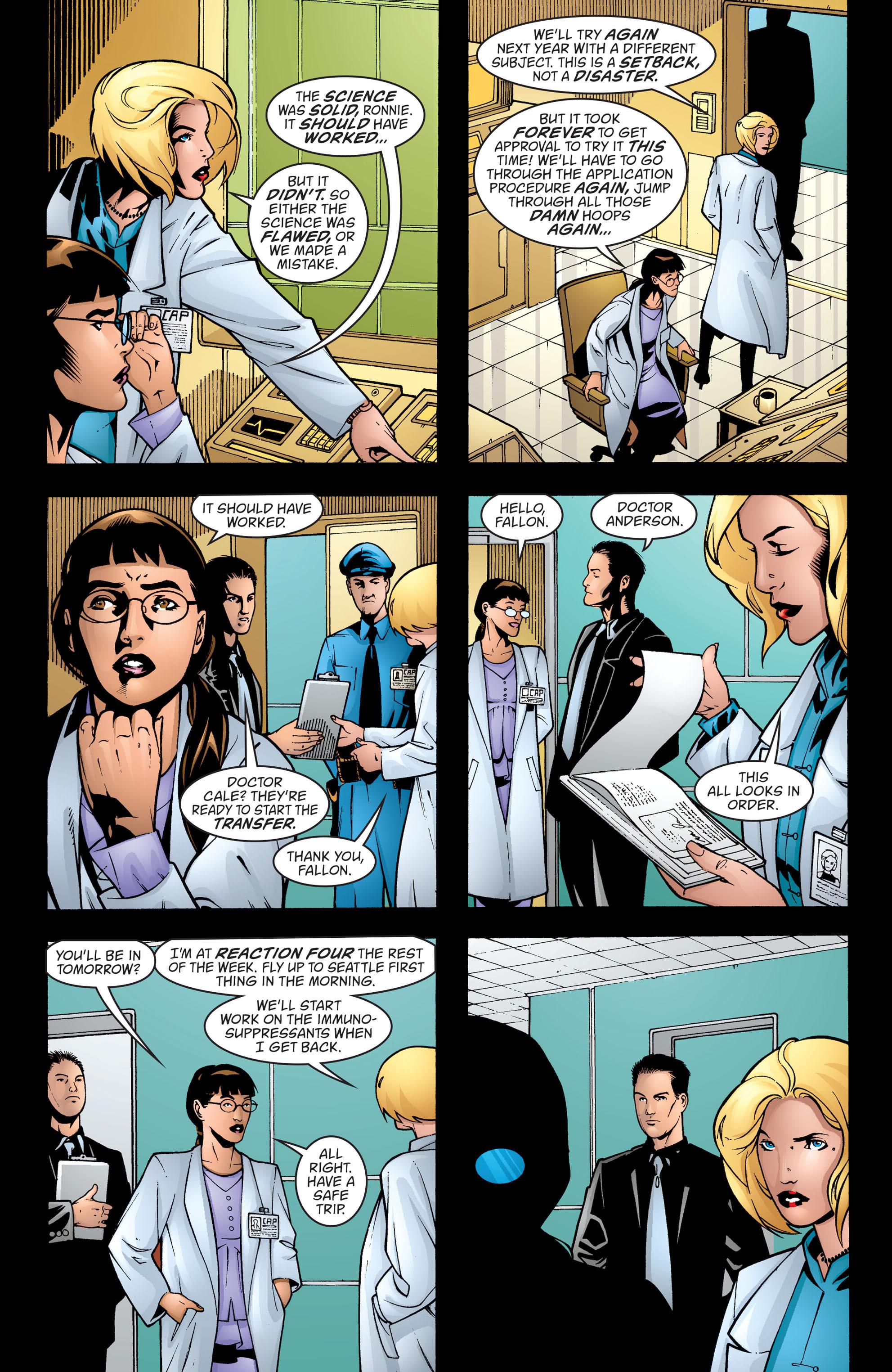 Read online Wonder Woman (1987) comic -  Issue #199 - 9