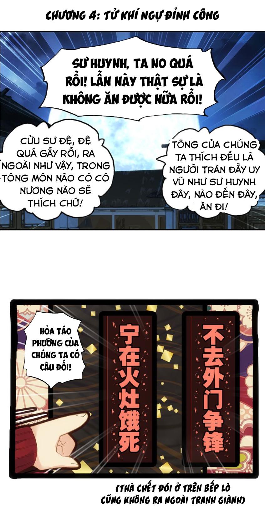 Nhất Niệm Vĩnh Hằng - Chap 4