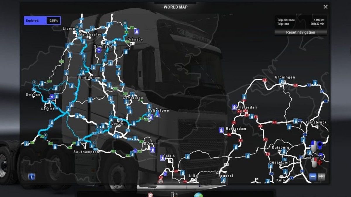 New GPS Mod