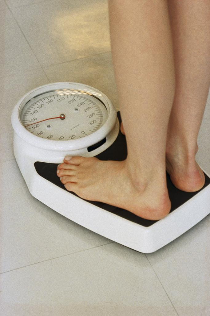 vyötärön mittaaminen painonhallinta