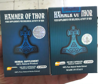 ubat kuat cara bezakan hammer of thor asli dan palsu malaysia
