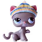 Littlest Pet Shop 3-pack Scenery Cat Shorthair (#74) Pet