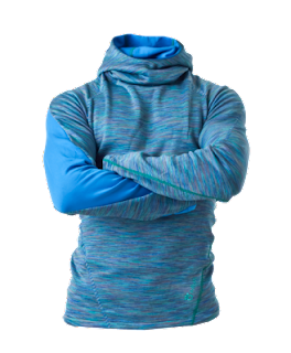 Outdoor Hoodie by Rojk Sweden
