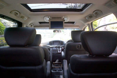 Interior Kabin Nissan Elgrand E52