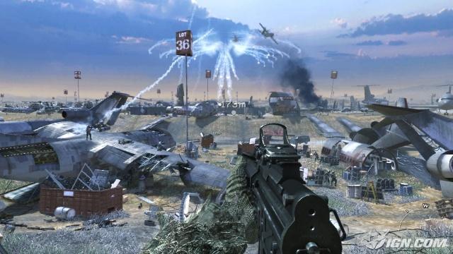 Call of Duty: Modern Warfare 2 (2009) PC Full Español