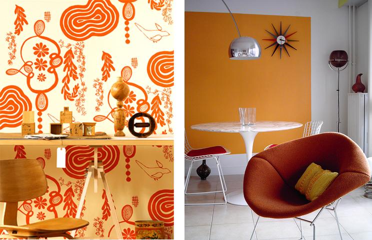 D+Design  Tangerine Tango  Nuevo color para el 2012 2a851e90340