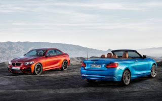 BMW Series 2 Convertible and Coupe 01