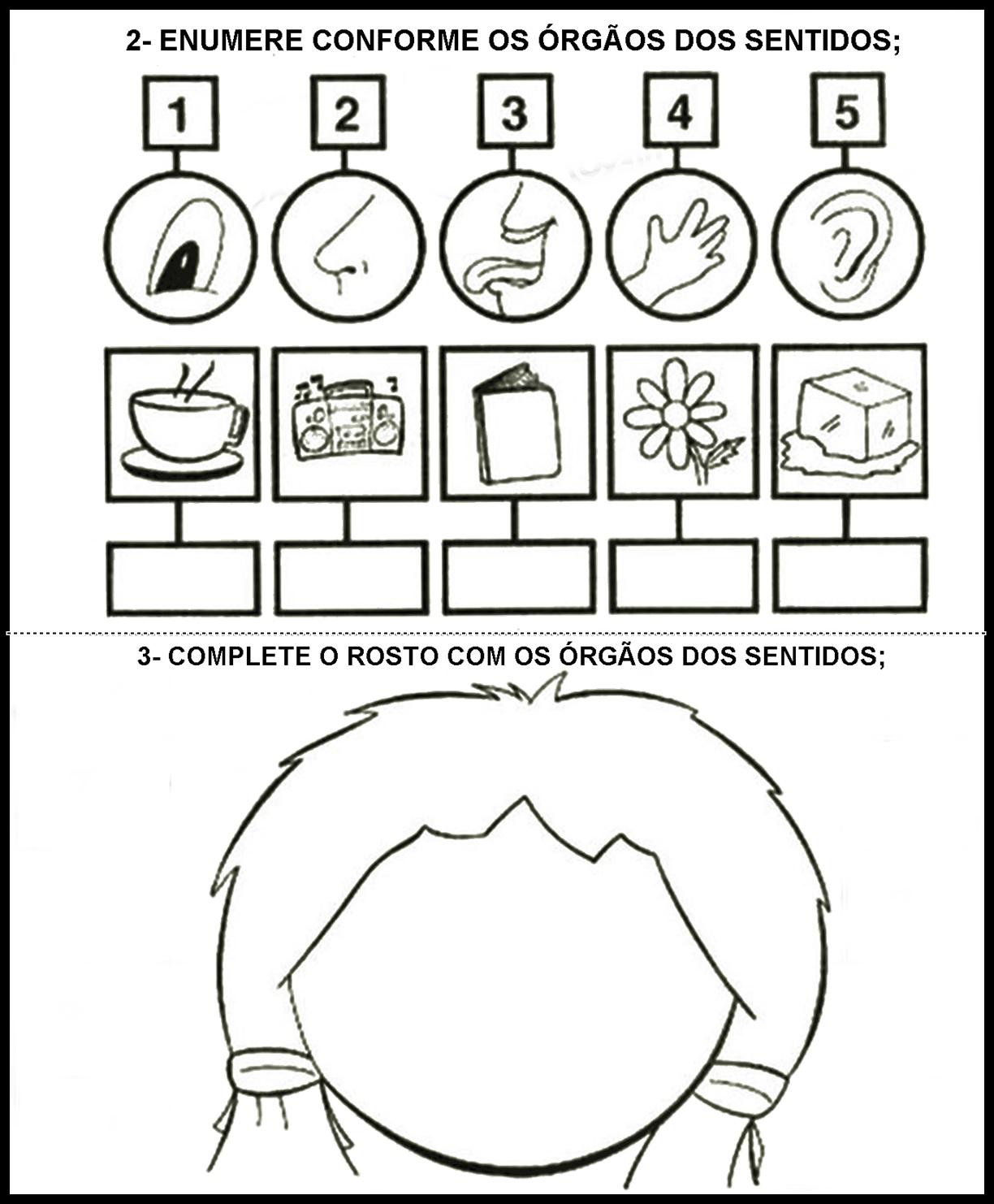 Favoritos Pequenos Grandes Pensantes.: Atividades Para Casa Educação Infantil RS81