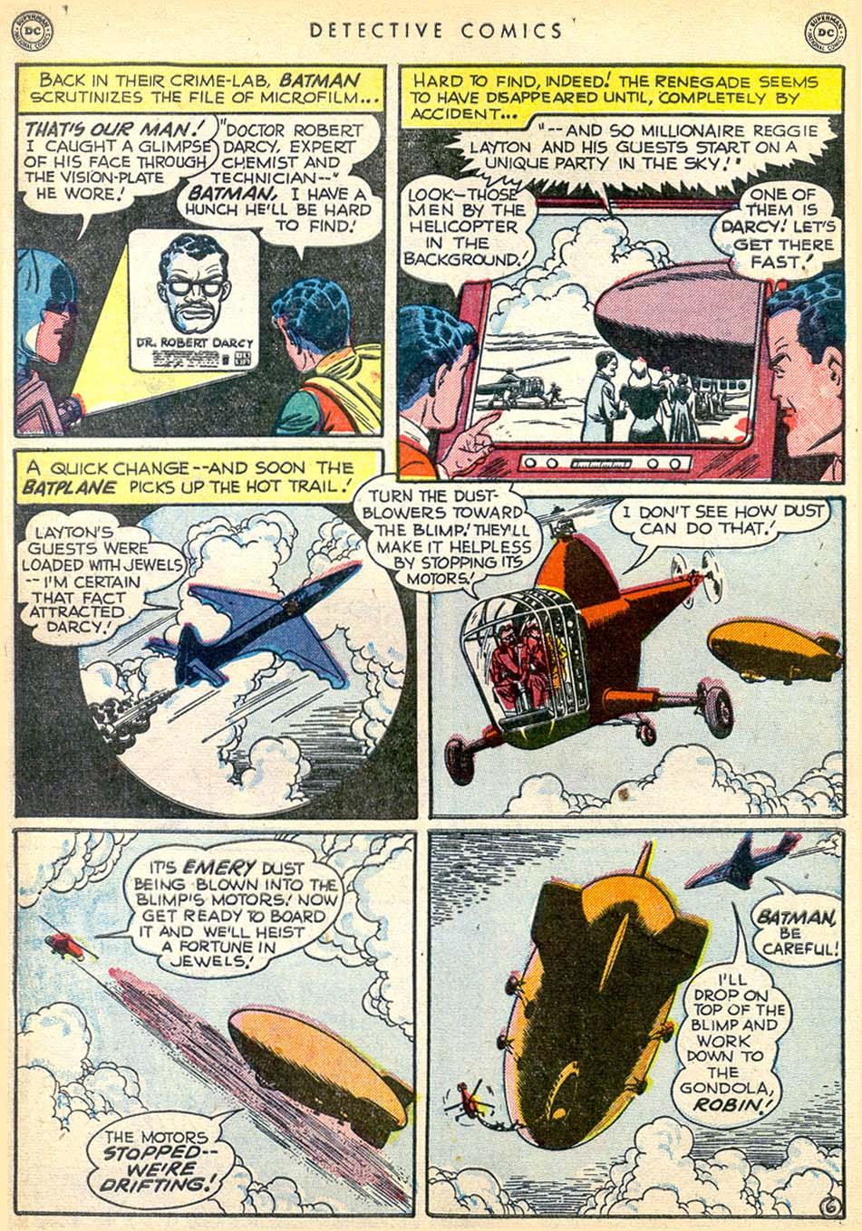 Detective Comics (1937) 165 Page 6
