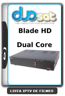 Duosat Blade HD Dual Core Nova Atualização Resolvido problema VOD V1.95 - 03-06-2020