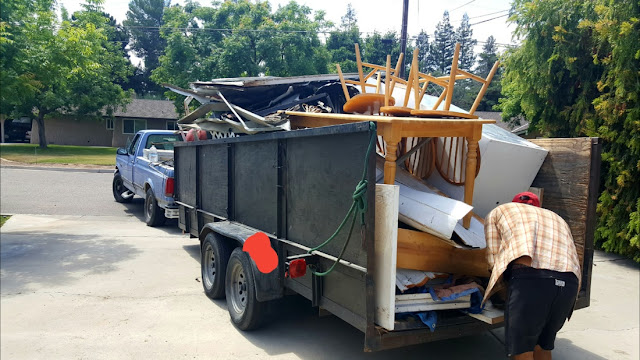 how much is junk removal