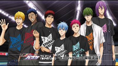 Kuroko No Basuke Movie : Last Game Subtitle Indonesia