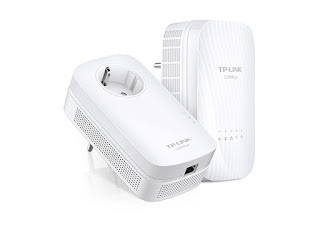 The TL-WPA8730 Power-line adapter for Wi-Fi made by TP link is best to use for personal at home or in office. This router is dual band who combines the Internet speed upto 1750 Mbps. This router automatically copy the SSID of available network and password which is connected to this router. The users can manage TL-WPA8730 with utility, application and also with Web User Interface as tpPLC for using and controlling it remotely.