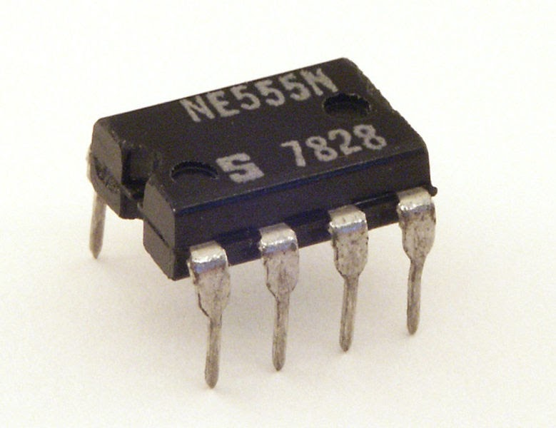 555 Timer 555 Timer Monostable Mode Circuit