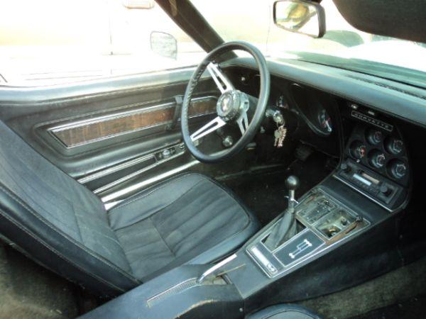Just A Car Geek: 1974 Corvette
