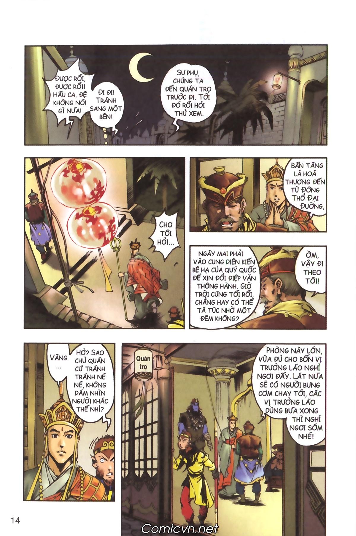 Tây Du Ký màu - Chapter 129 - Pic 12