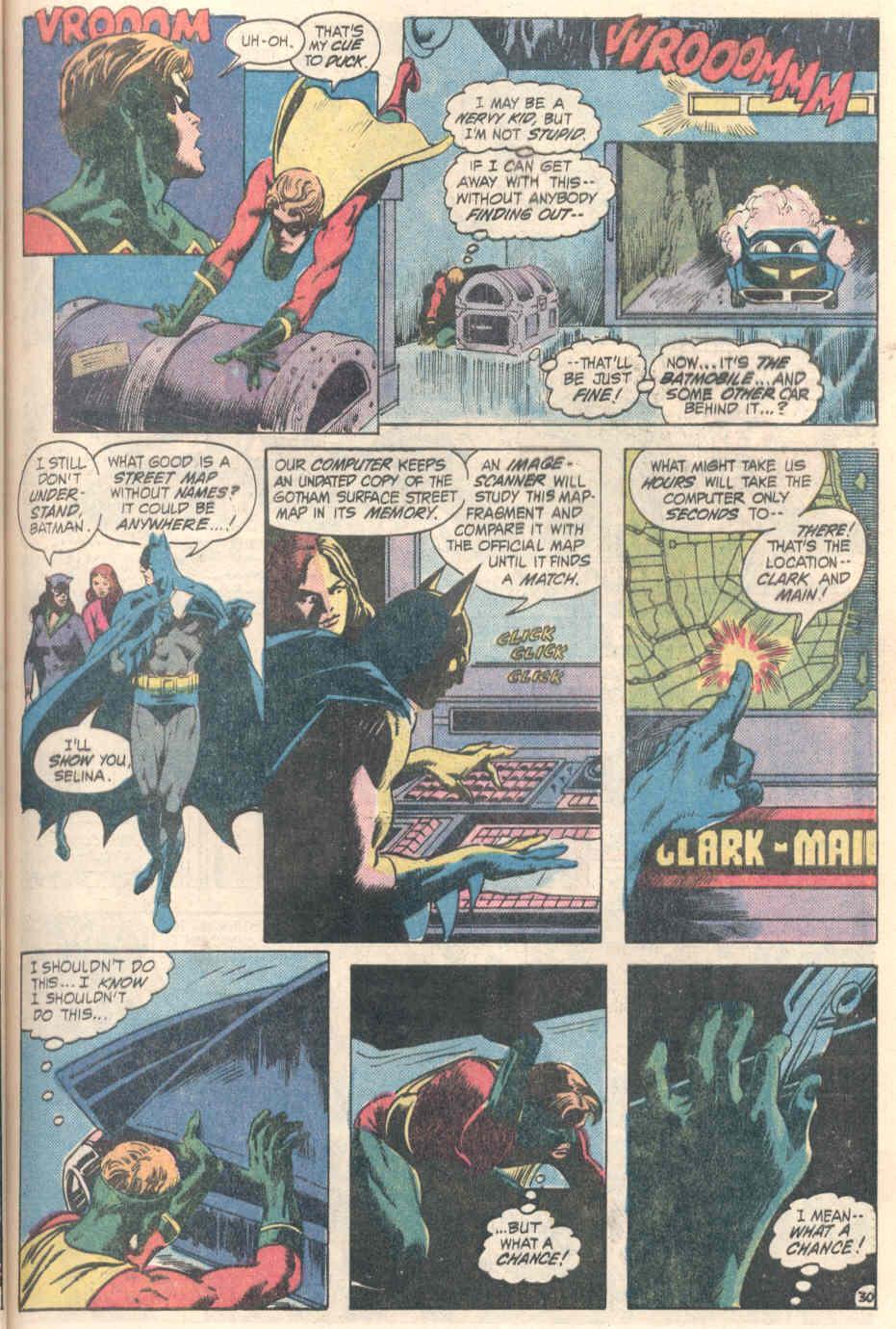 Detective Comics (1937) 526 Page 30