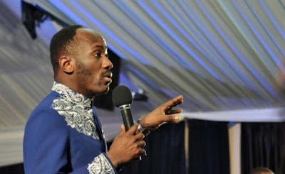 Apostle Suleman Bars Church Members From Public Comments!