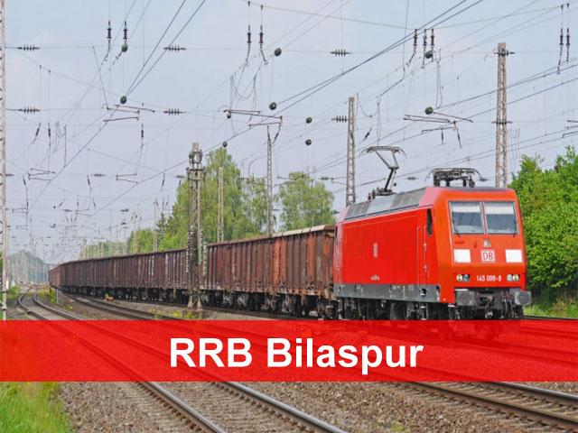 RRB Bilaspur 2018 (Group D/Loco Pilot) Application Status Exam Date