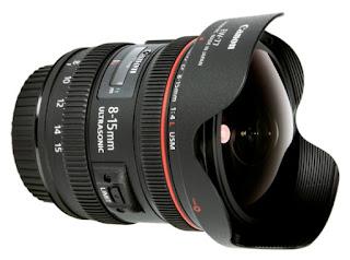 mengenal jenis lensa kamera dalam dunia fotografi