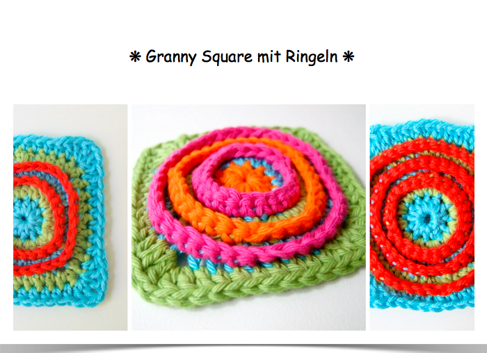 Freebook Granny Square