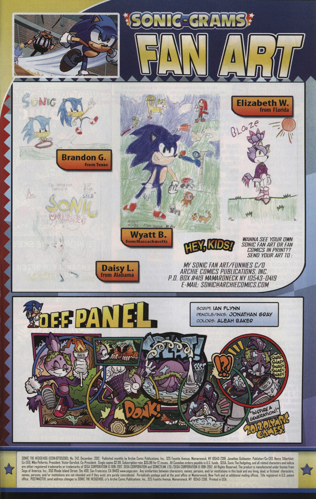 Read online Sonic The Hedgehog comic -  Issue #242 - 33