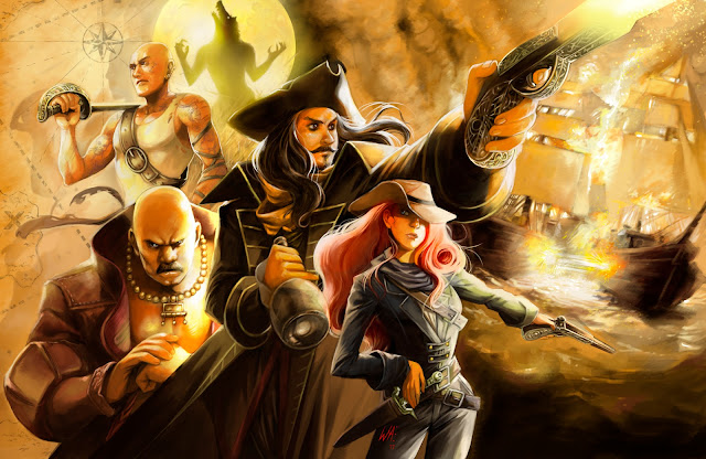 Will,WhoCast 36   RPG: Em Busca do Tesouro Perdido