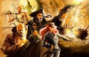 Will,WhoCast 36    RPG Piratas: Em Busca do Tesouro Perdido