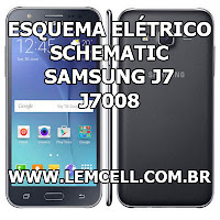 Esquema Elétrico Smartphone Celular Samsung Galaxy J7 J7008 Manual de Serviço  Service Manual schematic Diagram Cell Phone Smartphone Celular Samsung Galaxy J7 J7008 Esquematico Smartphone Celular Samsung Galaxy J7 J7008