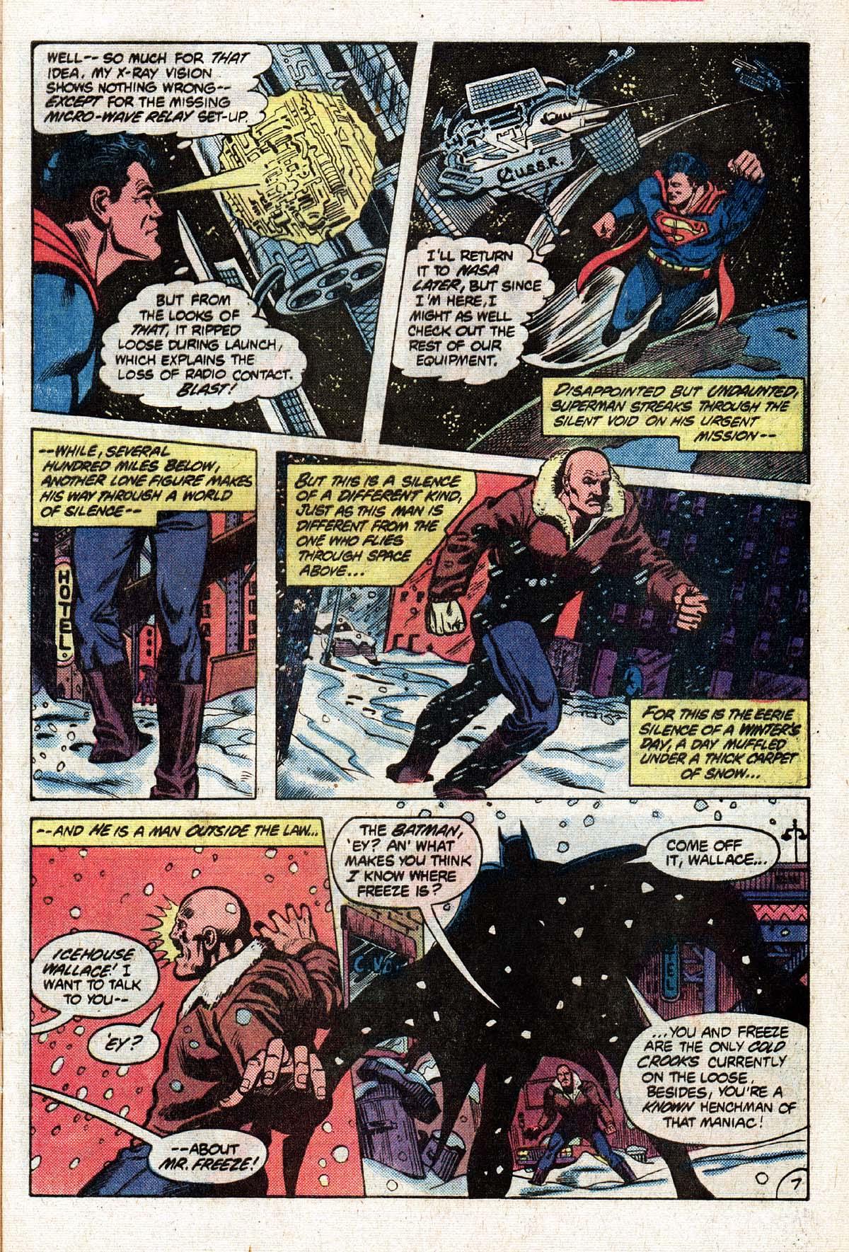 Read online World's Finest Comics comic -  Issue #275 - 9