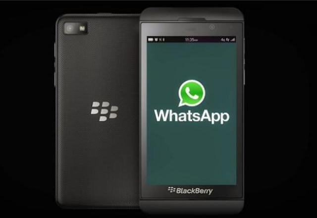 WhatsApp for BB10 is Still Functioning in 2018