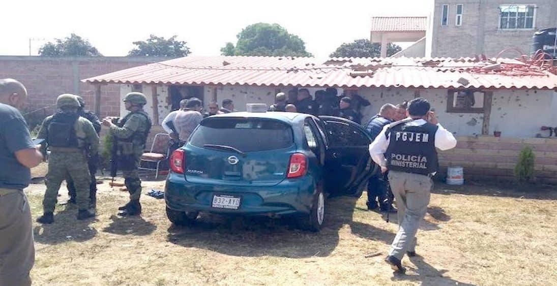 Cártel Jalisco Nueva Generación y los 4 cárteles de la droga que operan en Texcoco