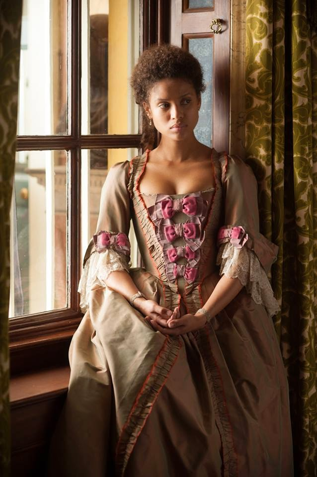 belle gugu mbatha-raw