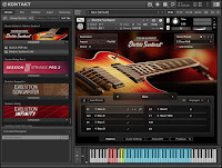 Native Instruments - Session Guitarist Electric Sunburst Screenshot 1
