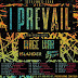 'I Prevail' Announce North American Headlining tour with 'Wage War' 'Islander' & 'Assumming we Survive'
