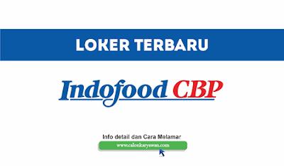 Lowongan Kerja PT Indofood CBP Sukses Makmur Tbk