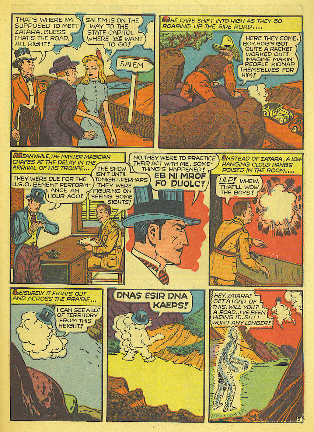 Action Comics (1938) 59 Page 57