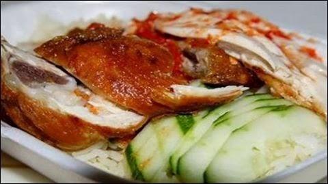 Nasi Ayam Mudah dan Sedap