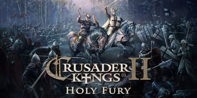 Crusader Kings II: Holy Fury PC Game Download