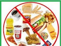 Pantangan Darah Tinggi dan Diet DASH