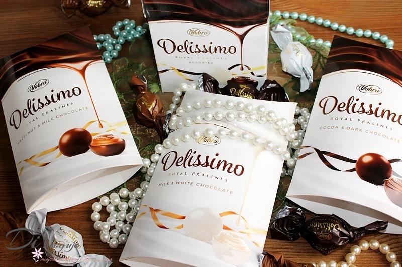 Delissimo - czekoladowe kule od Vobro - recenzja