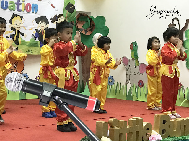 little bumblebee montessori preschool concert and graduation