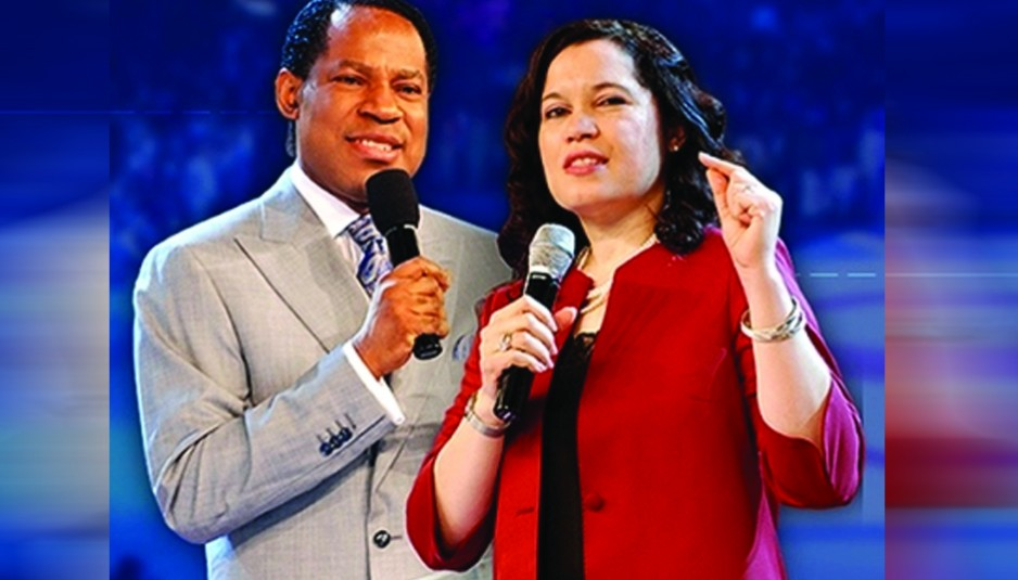 Image result for chris oyakhilome wife