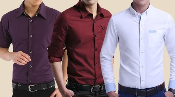 3 Tips Memilih Model Baju Kemeja Untuk Pria